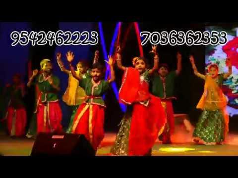 gallu galluna bhathukamma dance by the...
