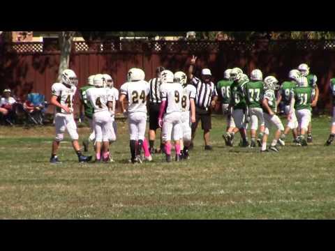 2016 PJFL Saints vs. Jets week 4
