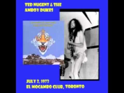Ted Nugent & The Amboy Dukes - Stranglehold - Live at El Mocambo Club
