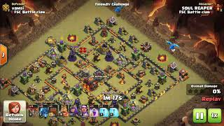 IMMORTAL WALL WRECKER!! That wall wrecker attacked the townhall!!!!
