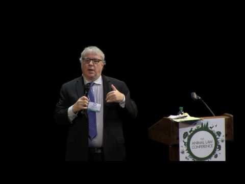 Animal Law Conference 2016 - 01 - Keynote by Steven Wise 10-08-16