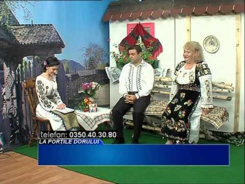 Mirela Radu si Valentin Andrei La portile dorului - VTV Rm Valcea 2