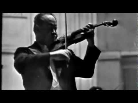 David Oistrakh - Beethoven Romance Op.40