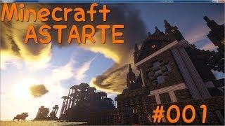【Minecraft】Ep.01-ゆっくりさんとASTARTE【ゆっくり実況】