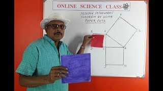 MATH  H13 - (HINDI) POOF PYTHAGORAS [Online Science Class]