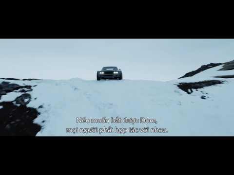 Phim hành động  Fast & Furious 8  Trailer chính thức