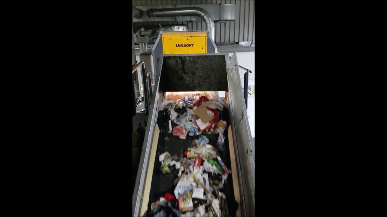 Современная сортировка мусора в Германии