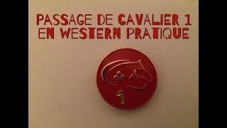 passage de cavalier 1 western (pratique)