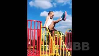 Amazing gymnast Amelia-Age 7