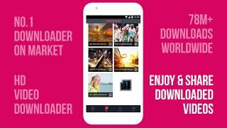 #HD Video Downloader new Look
