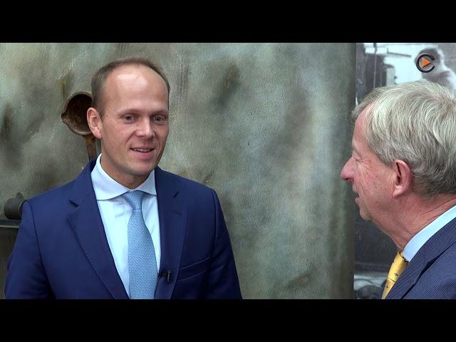 GLOBAL ENDGAME HAS STARTED, GOLD RUSH IN THE MAKING. EGON VON GREYERZ TALKS TO RONALD STÖFERLE