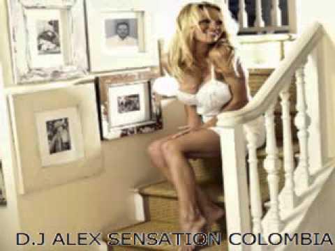 SALSA NUEVA MIX 2013-2014 D.J ALEX SENSATION COLOMBIA