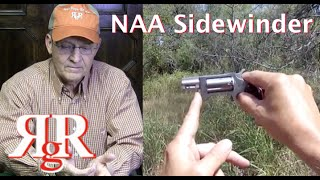 Sidewinder - North Amercian Arms Mini-Revolver (NAA)
