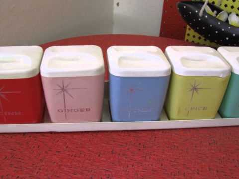 list 10 hot sellers on ebay kitchen canisters