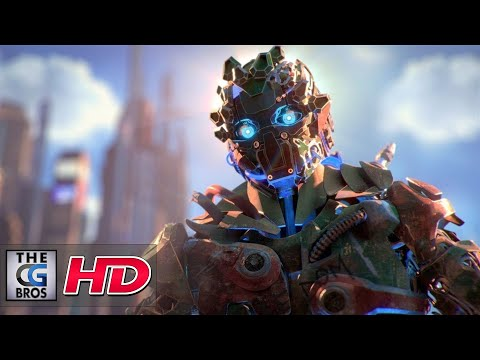 """CGI 3D Animated Short: """"CrossBreed"""" - by Objectif 3D"""