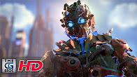 "CGI 3D Animated Short: ""CrossBreed"" - by Objectif 3D"