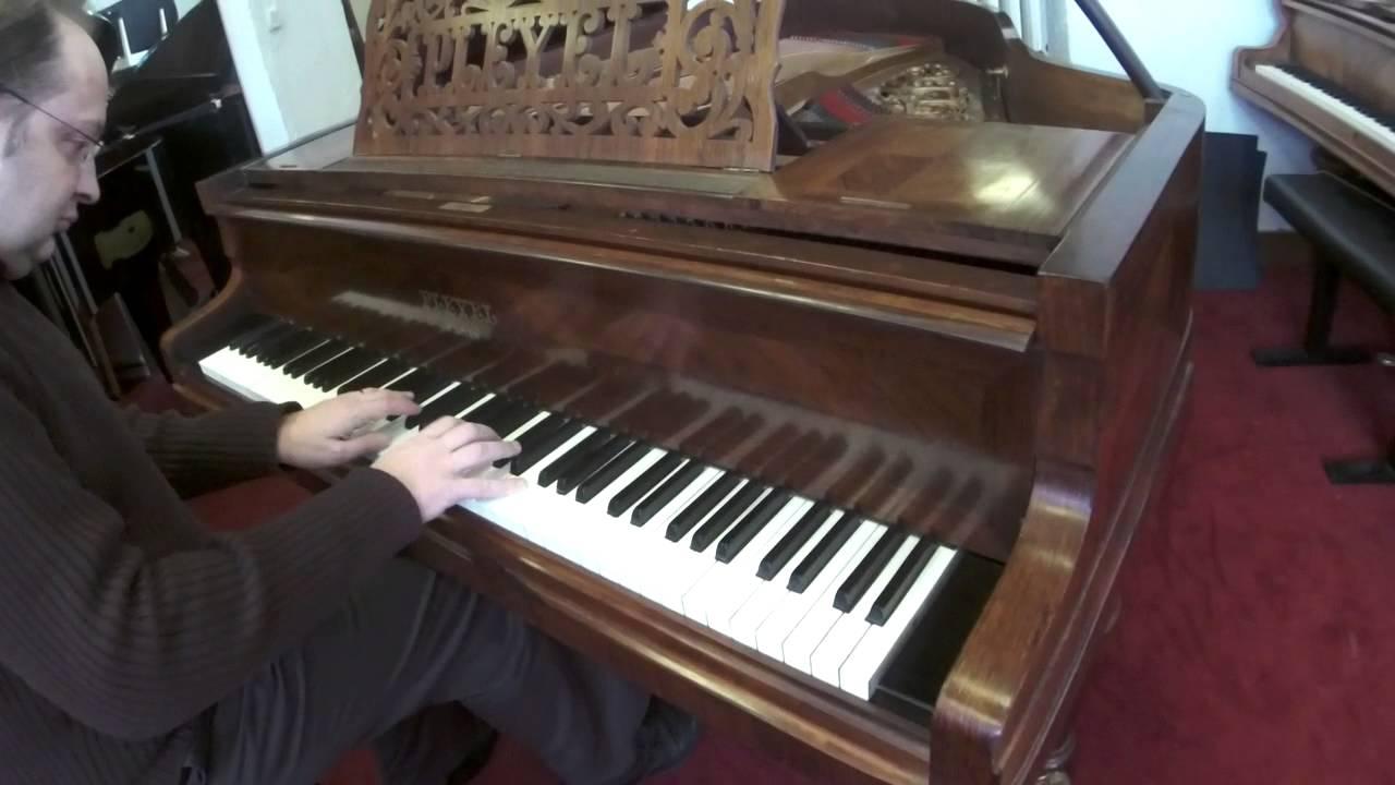piano queue d 39 occasion pleyel 3bis youtube