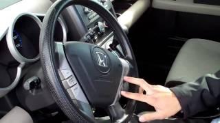 2007 Honda Element - the car like a truck