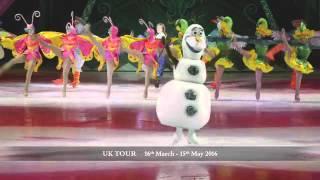 Disney On Ice presents Silver Anniversary Celebration - UK Tour 2016