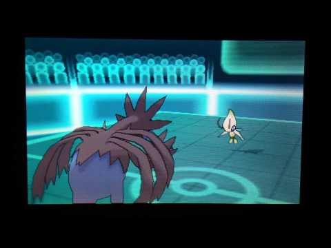 Pokemon X and Y - Wifi Battle #8 EsteeMcCrawly VS Dennis