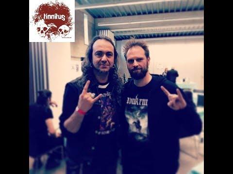 MOONSPEL interview by Mattias @ Headbanger's Balls Fest 2019, Izegem, Belgium