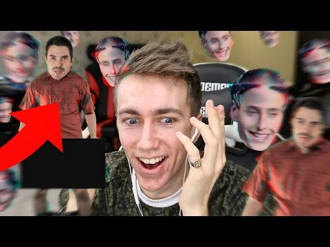 Thumbnail: REACTING TO WEIRD VIDEOS...