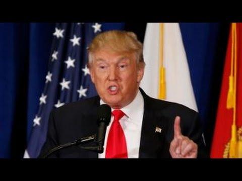 Trump takes on 'fake news'