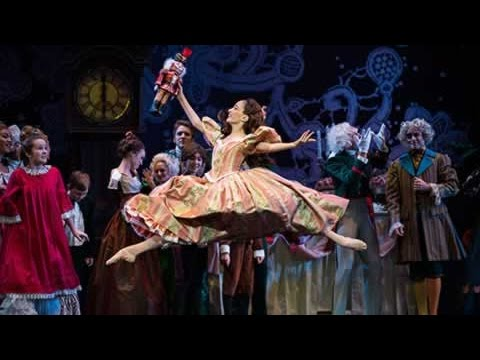 Live In Reheasal with Cincinnati Ballet