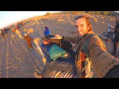 MOROCCO IS AMAZING! Camel Safari, Atlas Mountains & Desert Villages