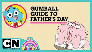 Gumball Guide to Father's Day | The Amazing World of Gumball | Cartoon Network UK