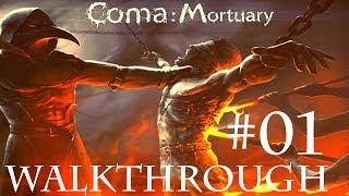 Coma Mortuary Gameplay Walkthrough Part 1