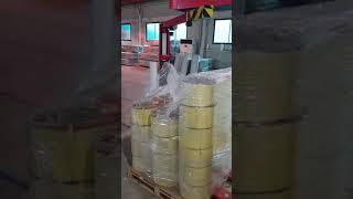 (주)하나토 지게차형 랩핑기