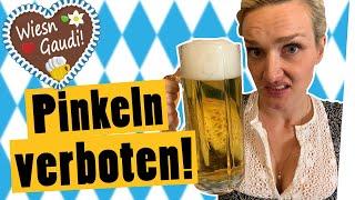 Wiesn-Challenge: Trinke 2 Maß Bier in 2 Stunden – OHNE zu pinkeln || Das schaffst du nie!
