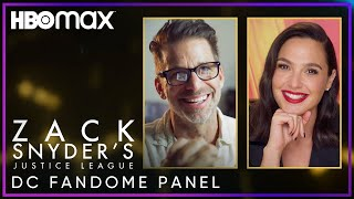 Zack Snyder's Justice League | DC FanDome Panel | HBO Max