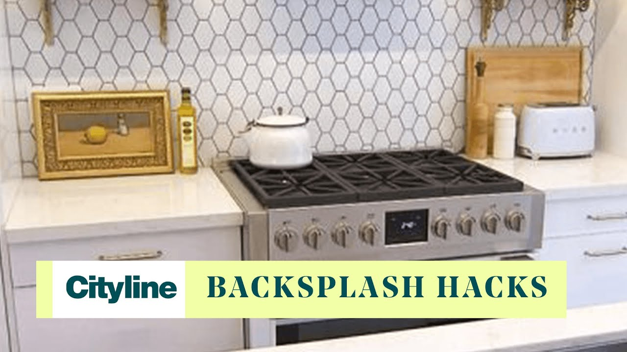 3 Inexpensive Diy Backsplash Ideas That Will Blow You Away Youtube