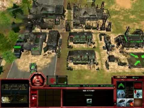 Act of War : High Treason Gameplay, Consortium (me) vs. U.S. Army (Computer - hard)