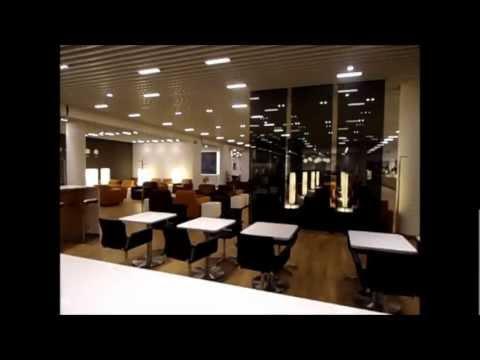 Lufthansa Senator Lounge, Z Terminal, Frankfurt am Main Airport - Star Alliance Gold