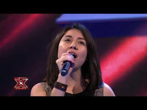 La pandita Iveth canta en escenario  |Audiciones 2da temporada| Factor X Bolivia 2018