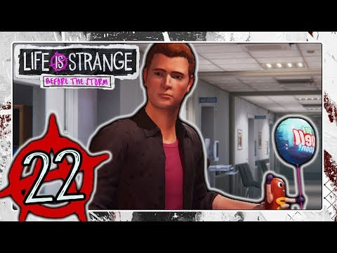 Hinweissuche in James Ambers Büro 💀 LIFE IS STRANGE: BEFORE THE STORM Part 22