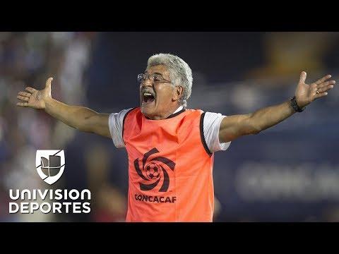 El 'Tuca' y sus momentos con el Tri, los goles de la selección bajo la dirección de Ferretti