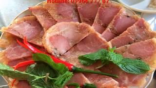 Giò Bê Nghệ An Giá Bao Nhiêu Ở Sài Gòn - 09966 777 87 (24/7)
