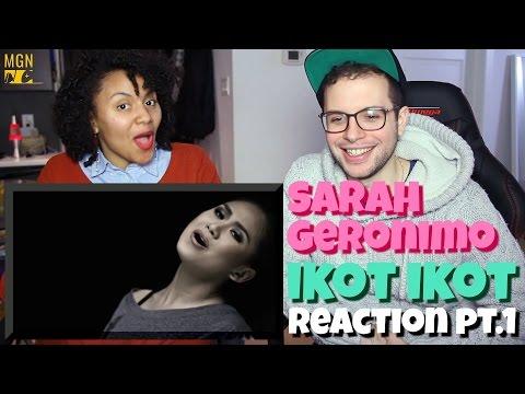 Sarah Geronimo - Ikot Ikot Reaction Pt.1