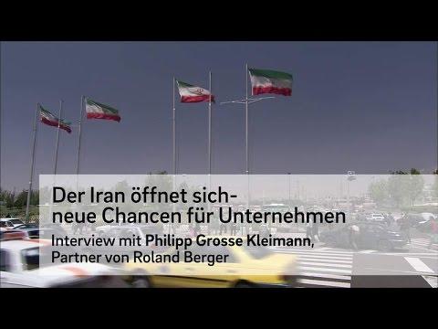 Ende der Sanktionen im Iran - Ein Land mit 80 Millionen Einwohnern öffnet sich dem Weltmarkt