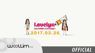 Repeat youtube video 러블리즈(Lovelyz) 2nd Album [R U Ready?] Concept Teaser #1