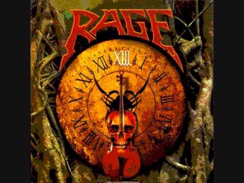 Клип Rage - Overture