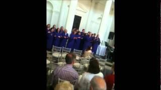 Celbridge/Straffan Gospel Choir Lean on Me
