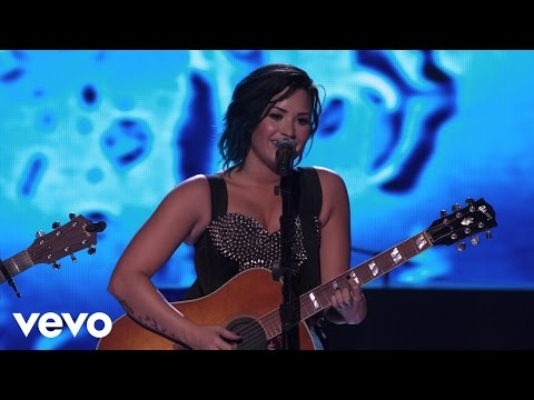 Demi Lovato  Dont Forget  Catch Me Acoustic Medley  Certified SuperFanFest