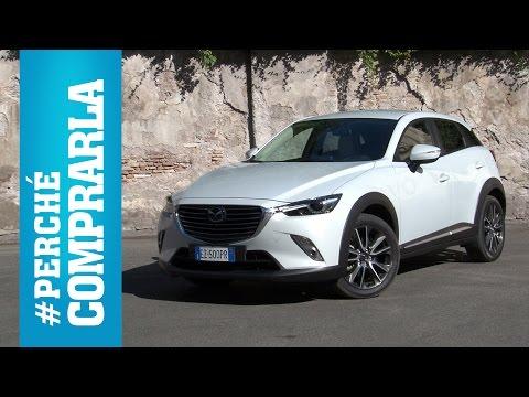 Mazda CX 3 2015 Perch comprarla... e perch no