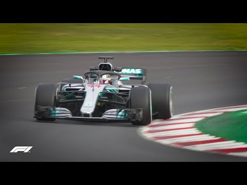 F1 Testing 2018 Highlights: Day 4