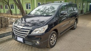 In Depth Tour Toyota Kijang Innova 2.0 G Luxury A/T 1st Gen Last Facelift 2015 - Indonesia